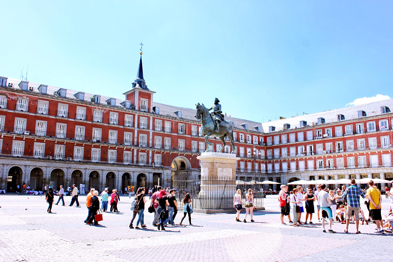 马德里马约尔广场